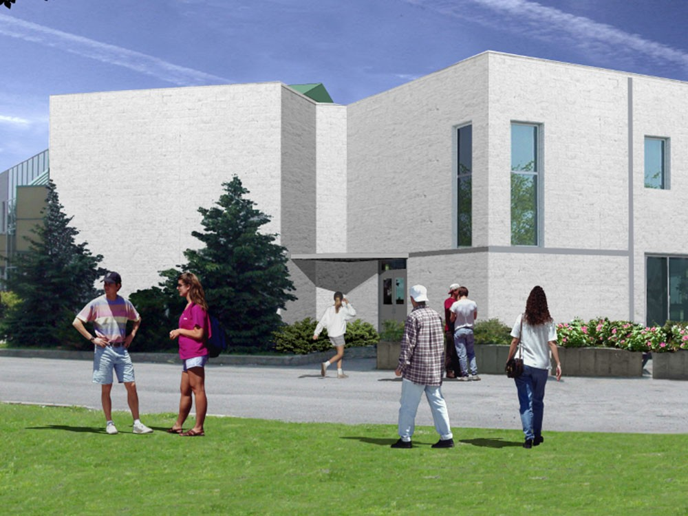 Coll ge charles lemoyne campus longueuil 2 kodem for College charles lemoyne piscine